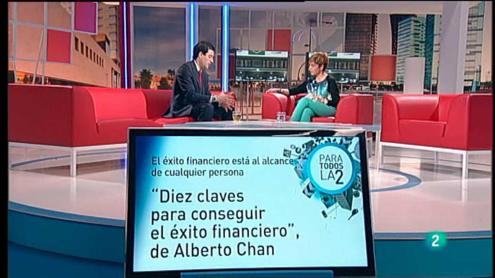 """Para Todos La 2 - Entrevista - Alberto Chan, """"Diez claves para conseguir el éxito financiero"""""""