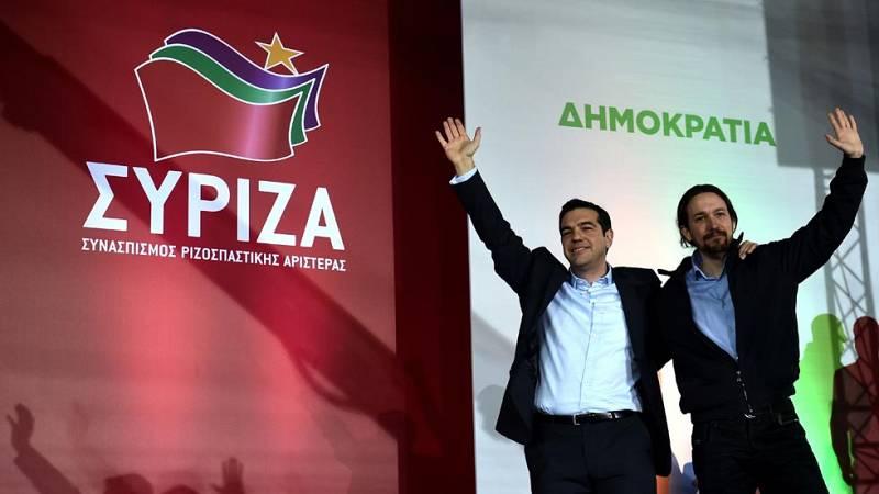 """Tsipras pide una mayoría absoluta de Syriza para garantizar la """"autonomía de Grecia en Europa"""""""
