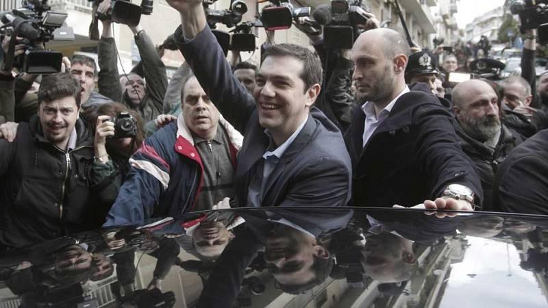 Perfil político de Alexis Tsipras