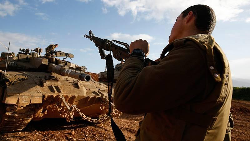 Calma tensa en la frontera del Líbano tras la muerte del cabo español