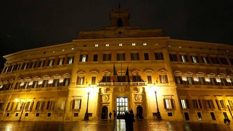 Ninguno de los candidatos a la Presidencia de Italia logró suficientes votos