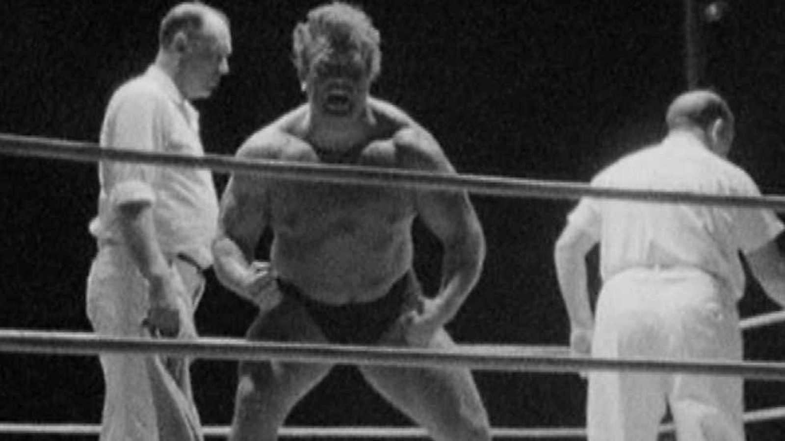 Conexión vintage - Lucha: Hércules Cortés - ver ahora
