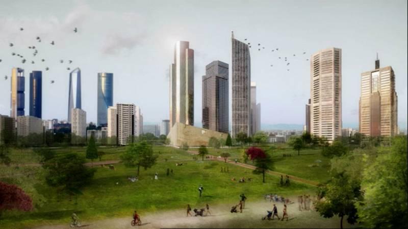 Se reactiva en Madrid el mayor proyecto urbanístico de las últimas dos décadas