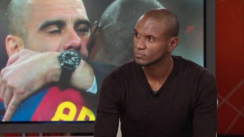 Fútbol - Entrevista a Eric Abidal - ver ahora