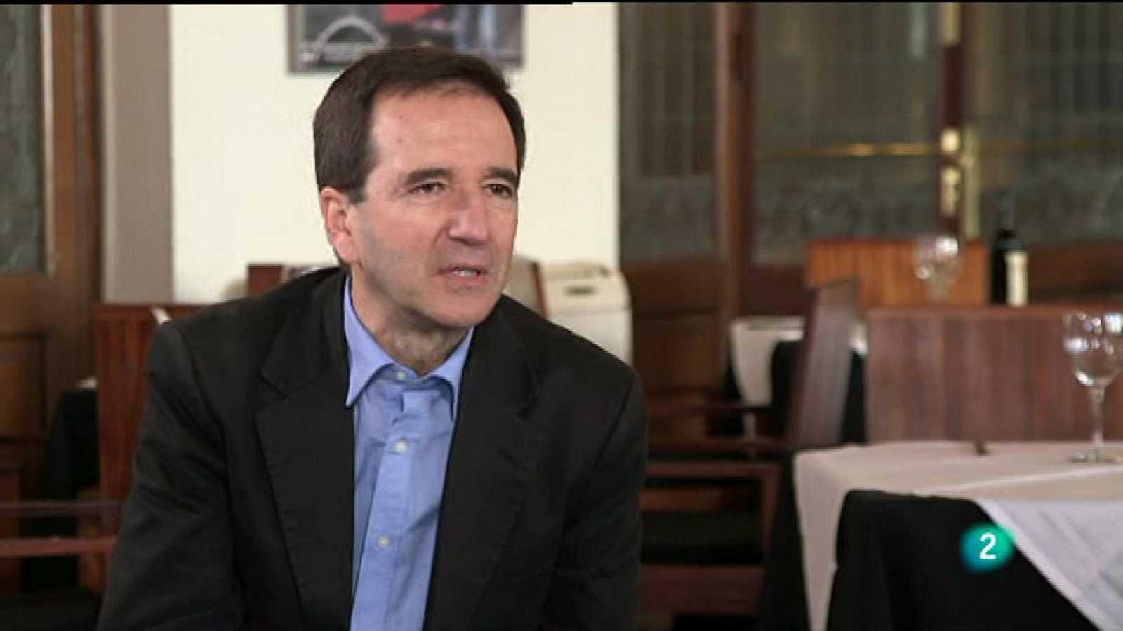Página Dos - Entrevista a Martín Casariego