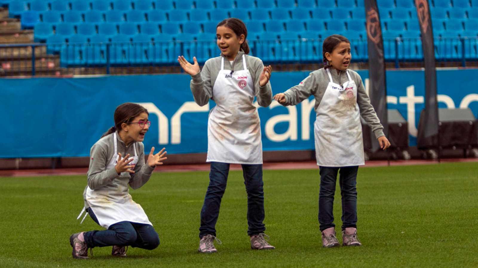 MasterChef Junior 2 - Martina, finalista en el Calderón