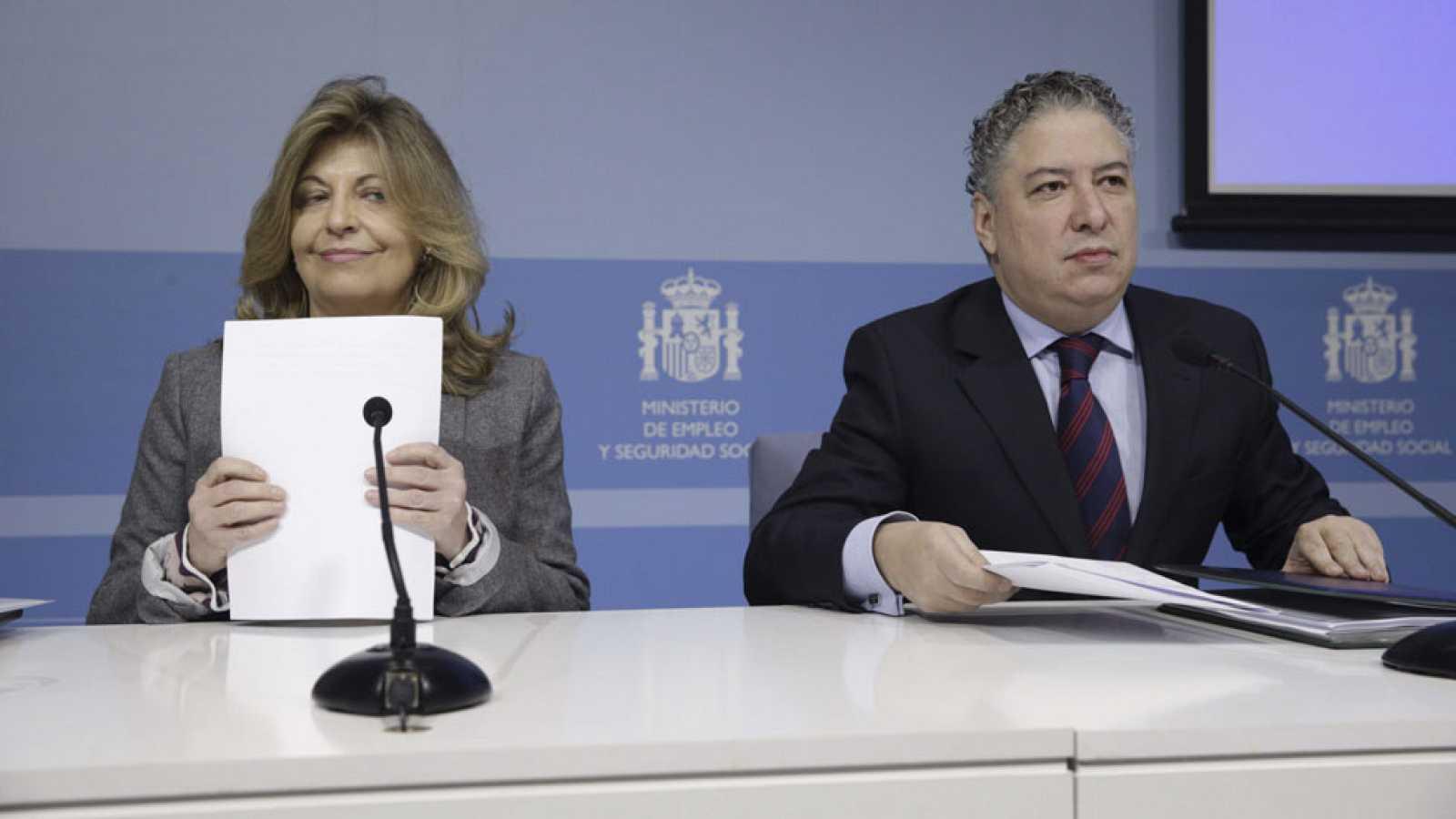 """Hidalgo: """"Se consolida la evolución favorable de los últimos meses, tanto en el paro registrado como en la contratación"""""""