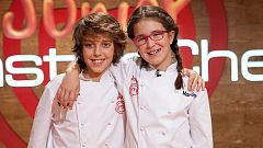 MasterChef Junior 2 - Martina y Manuel, minutos antes del duelo final