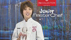 Manuel, ganador de Masterchef Junior 2