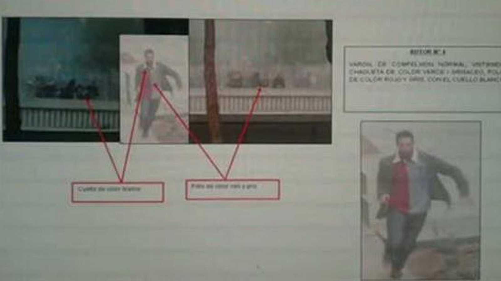 Las imágenes que permitieron las detenciones por la muerte de Jimmy, el hincha del Deportivo