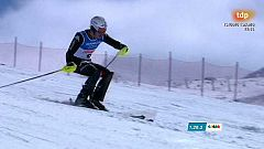 Universiada de invierno 2015 - Esquí Alpino: Supercombinada masculina slalom