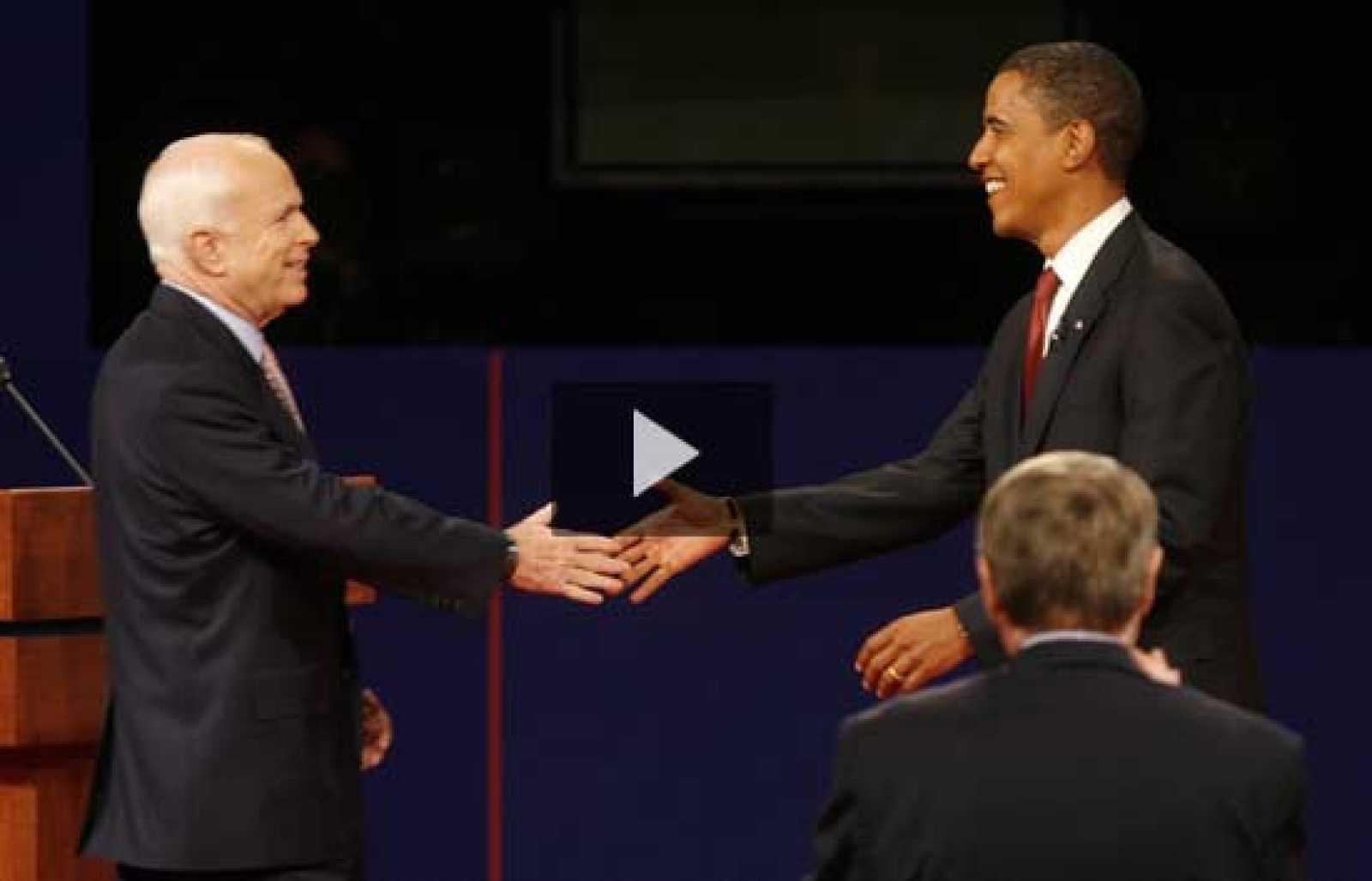 Primer debate Elecciones EE.UU. 2008