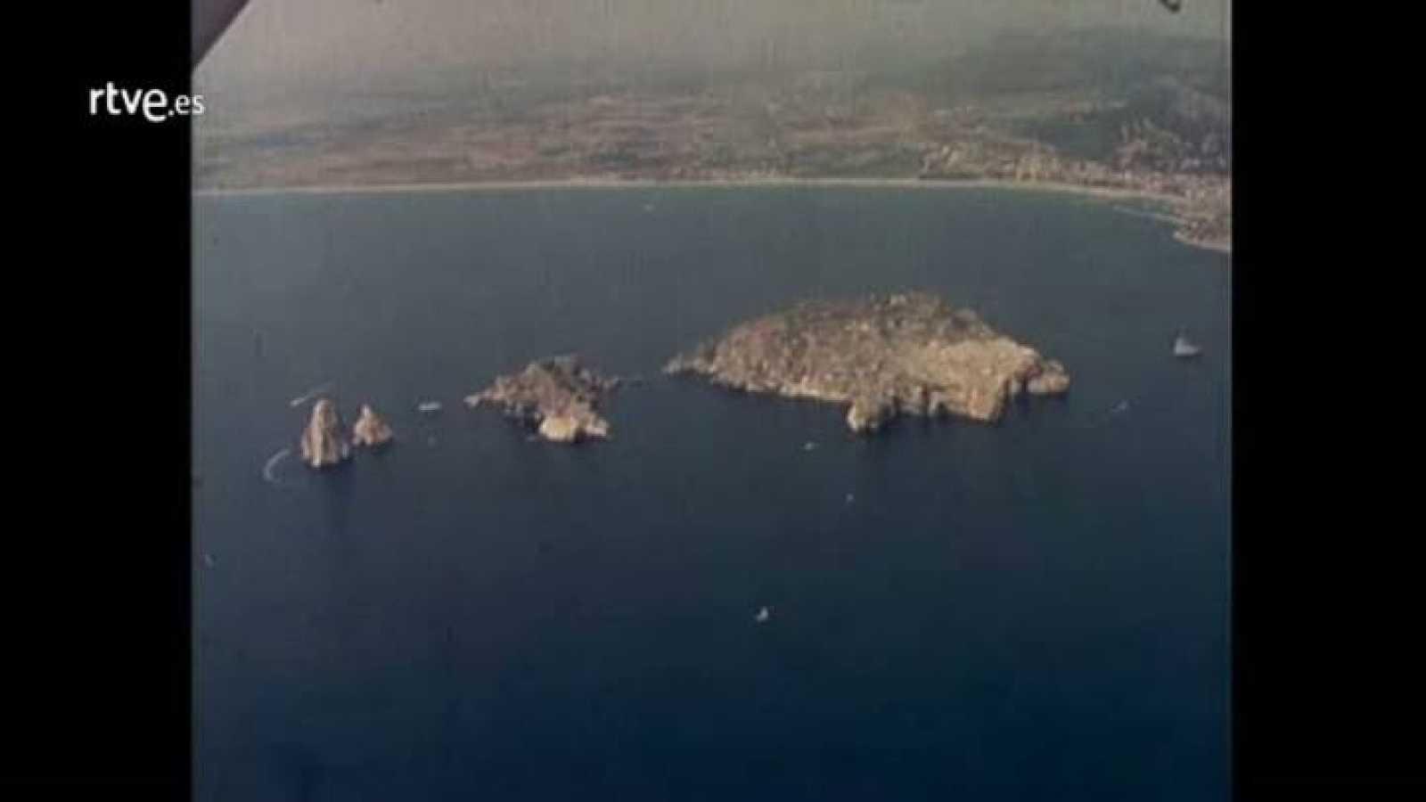 Arxiu TVE Catalunya - Les nostres coses -  Les Illes Medes