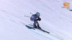 Universiada de invierno 2015 - Esquí alpino: Slalom gigante femenino. 2ª manga