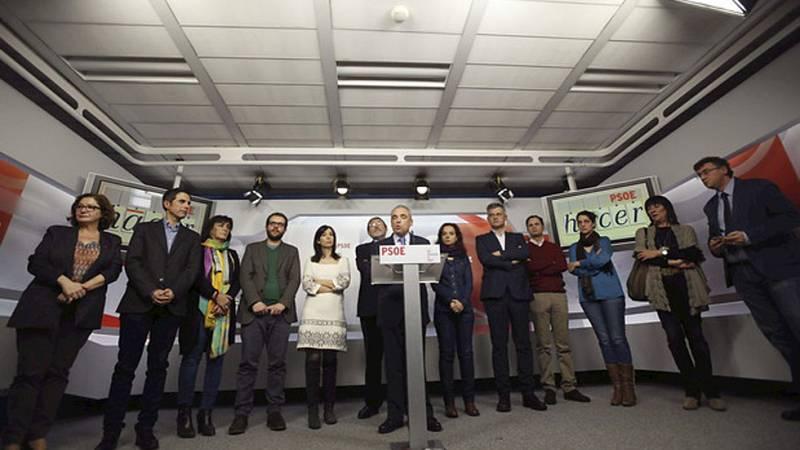 La mayoría de los dirigentes socialistas defienden la decisión de Pedro Sánchez