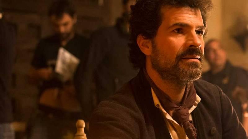 Rodolfo Sancho es Curro Jiménez