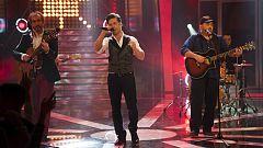 Hit-La Canción- Bustamante interpreta 'Tus manos' junto a Juan Mari y Pancho