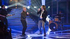 Hit-La Canción- Sergio Dalma interpreta 'Atrévete' junto a Luis Ramiro