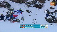 Universiada de invierno 2015 - Esquí alpino: Slalom gigante masculino. 2ª manga
