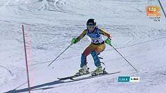 Universiada de invierno 2015 - Esquí alpino: Slalom femenino. 2ª manga