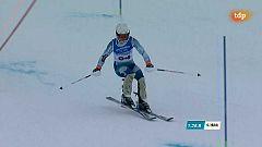 Universiada de invierno 2015 - Esquí alpino: Slalom masculino. 2ª manga