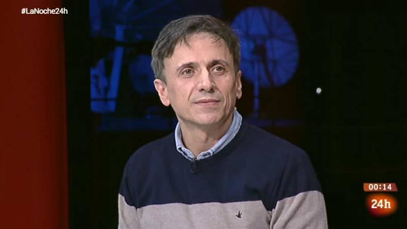 """José Mota en 'La noche en 24 horas': """"Nos gusta reírnos de nuestras miserias pero vistas en el de enfrente"""""""