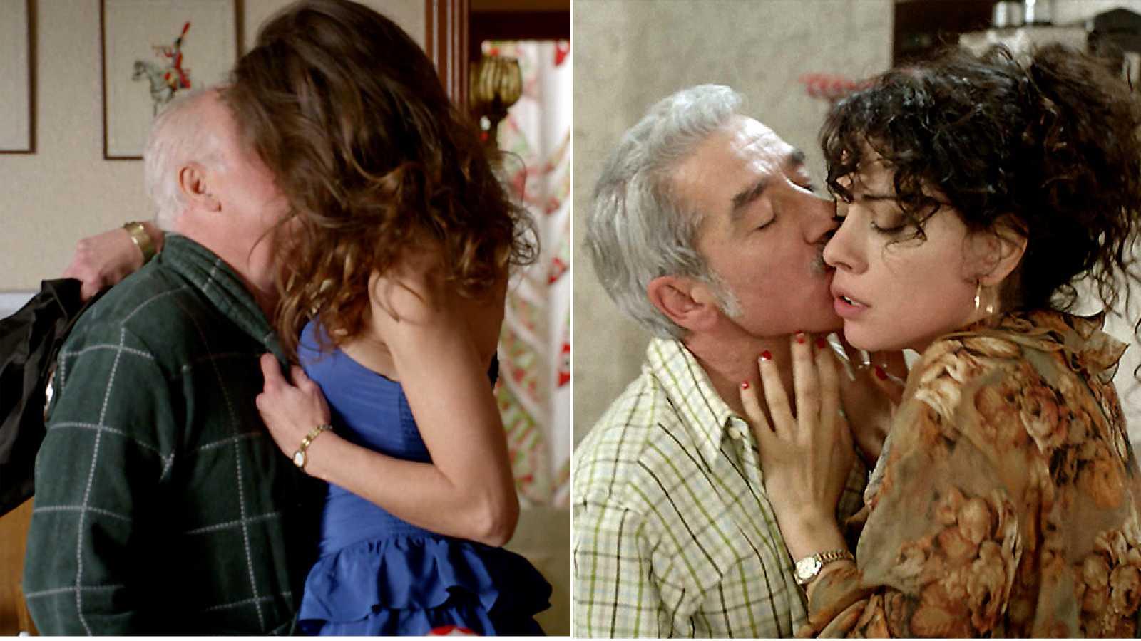 Cuéntame cómo pasó - Miguel y Paquita, los alegres divorciados