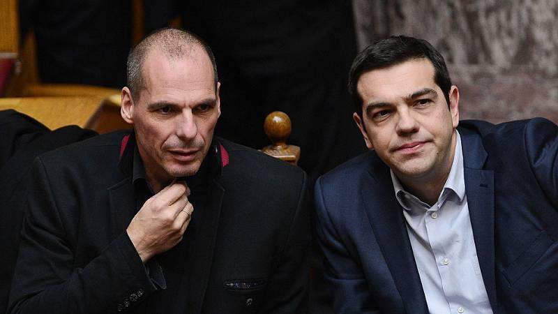 Atenas trabaja a contrarreloj para presentar reformas que convenzan en Europa