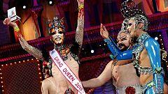 Drag Valkiria ganador de la Gala Drag Queen de Las Palmas