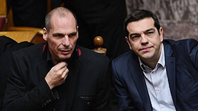 Grecia trabaja en las reformas que debe presentar a sus socios europeos