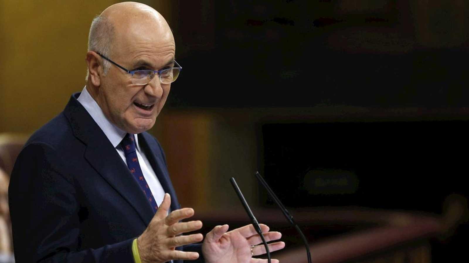 """Duran acusa a Rajoy de """"negligencia política"""" por no dialogar sobre el proceso soberanista"""