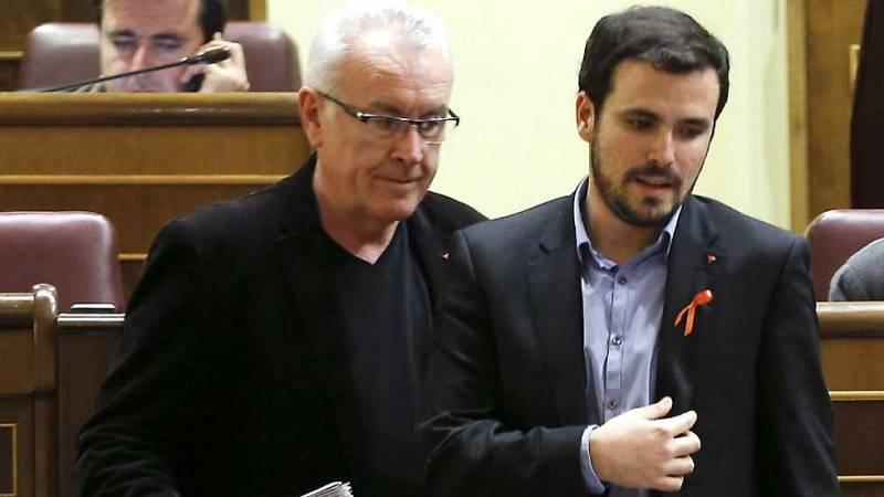 Debate sobre el estado de la Nación 2015 - Alberto Garzón, IU. Joan Coscubiela, ICV