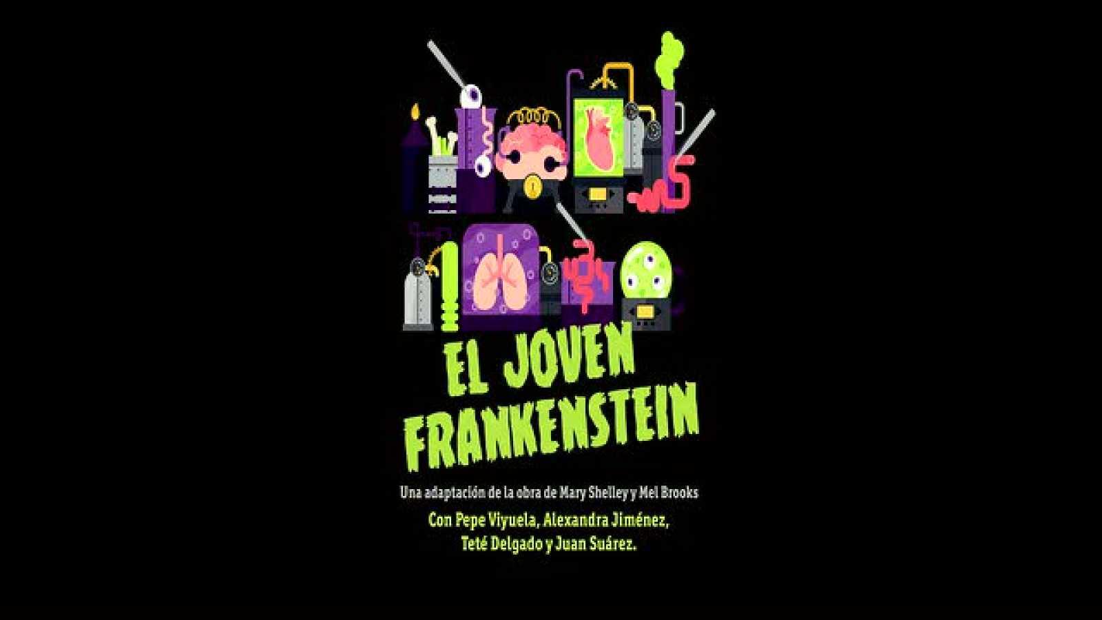 Alumnos del Instituto RTVE participan en la emisión de la Ficción sonora El joven Frankenstein