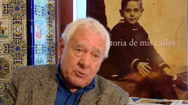 """Continuarà - Francisco González Ledesma  ens parla del seu llibre """"Historia de mis calles"""""""