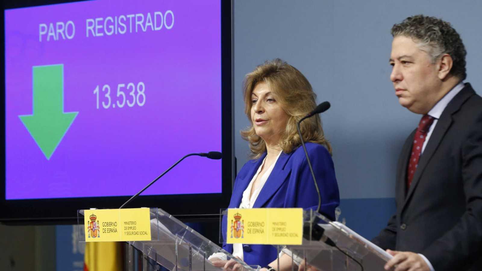 """Hidalgo: Los datos de contratación de febrero son """"alentadores"""""""