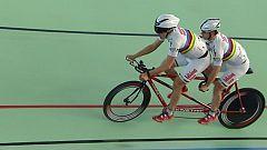 Un impulso para los campeones del mundo de ciclismo adaptado