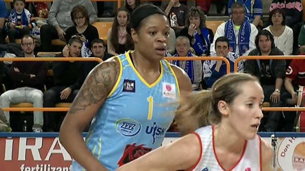 Baloncesto - Liga europea femenina: Play Off. Cuartos de final ...