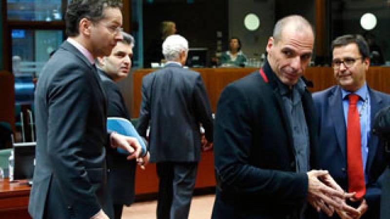 El Eurogrupo analiza las reformas de Atenas, pero no decidirá si le adelanta liquidez