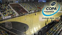 Vive la Copa de España de fútbol sala en RTVE