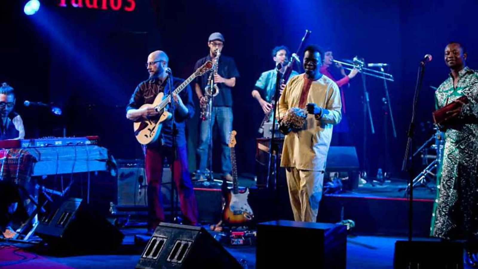 Los conciertos de Radio 3 - Alma Afrobeat Ensemble - Ver ahora