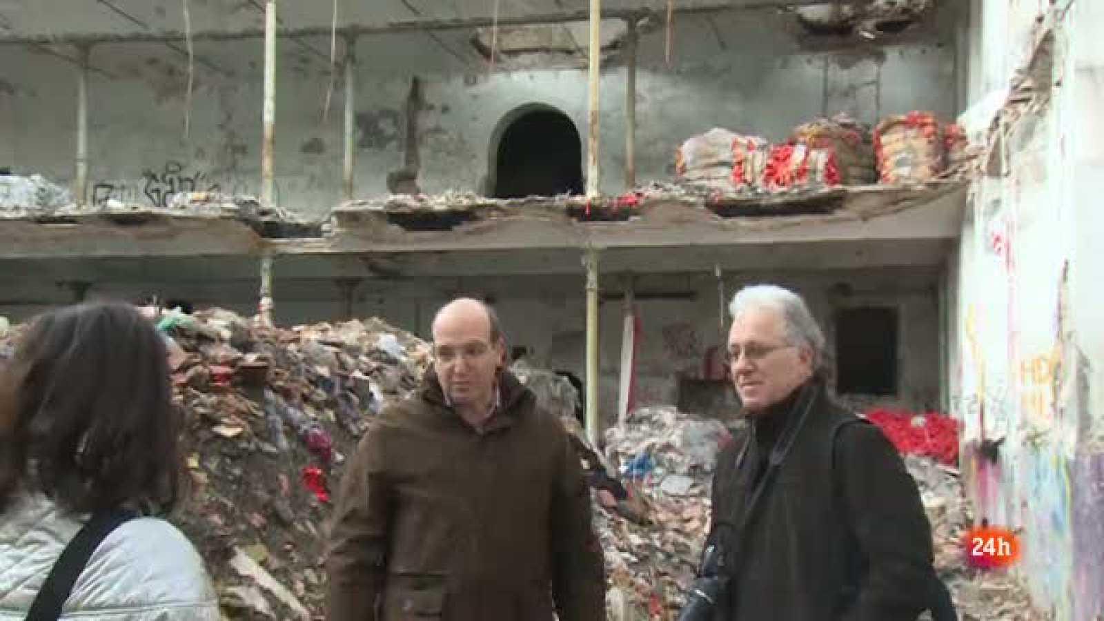 Repor - Templos modernos - Jaume Serra
