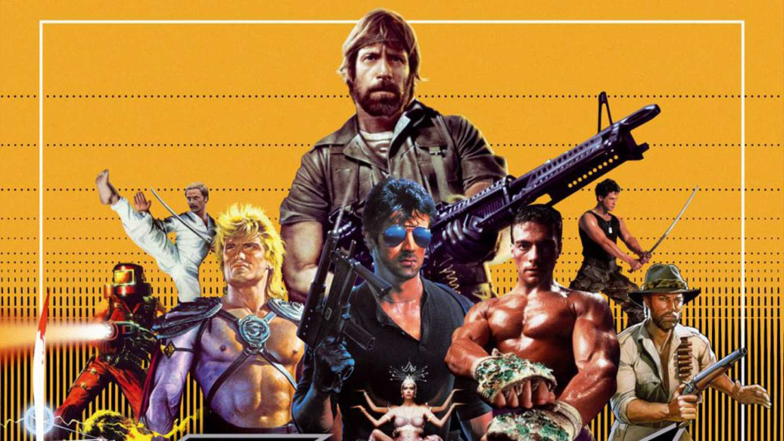 'Electric Boogaloo: la loca historia de Cannon Films'