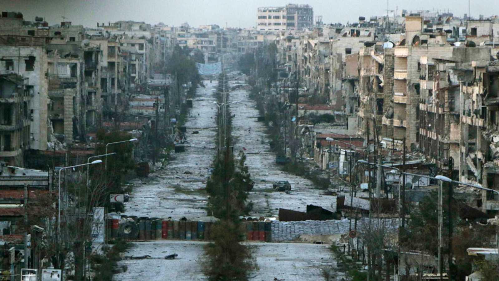 Se cumplen cuatro años de guerra civil en Siria