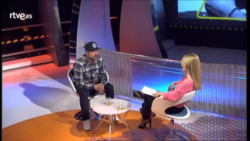 Entrevista con el rapero Nach, completa y sin cortes