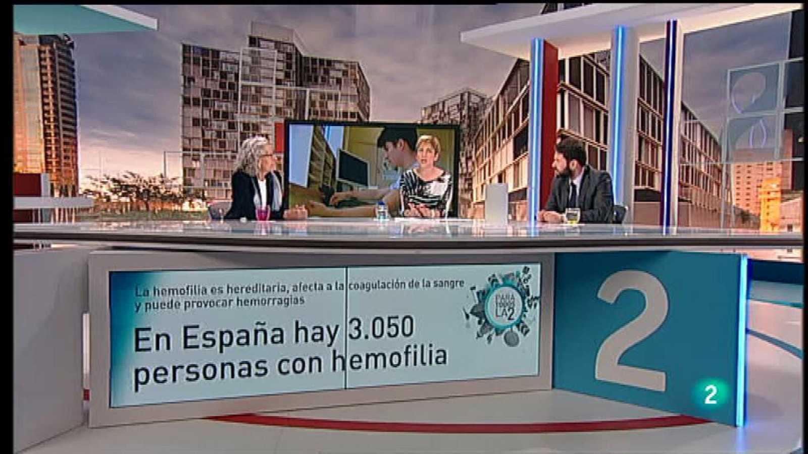 Para Todos la 2 - Debate - La hemofilia