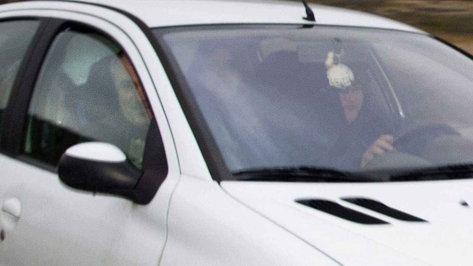 El etarra Valentín Lasarte abandona la cárcel de Álava definitivamente tras 18 años en prisión