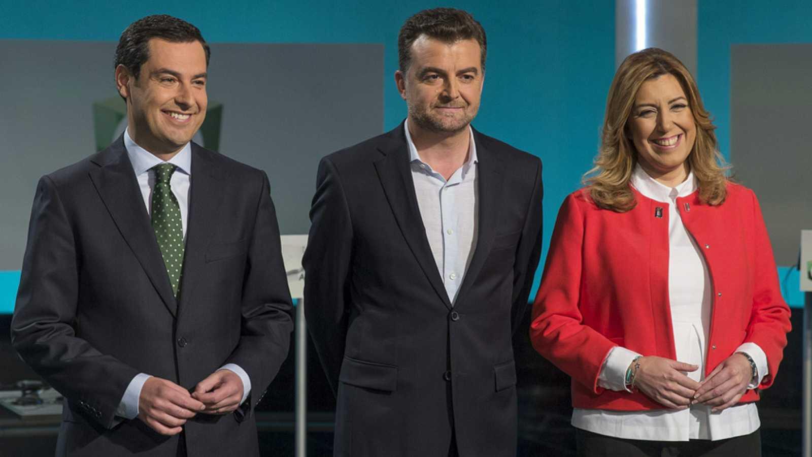 Debate elecciones andaluzas 2015 - ver ahora