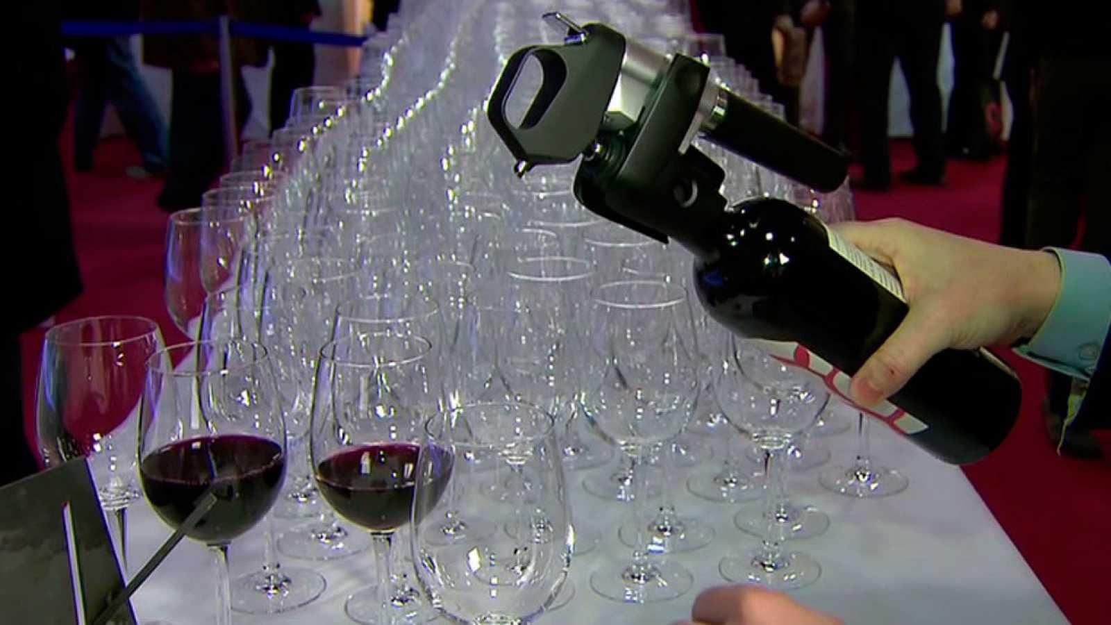Abrir el vino sin descorchar la botella