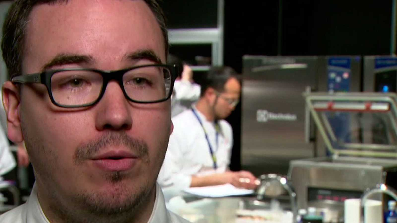 Paco Morales y la cocina sana