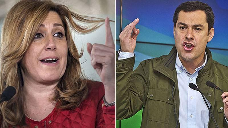 Los partidos apuran los últimos días de campaña de las elecciones en Andalucía